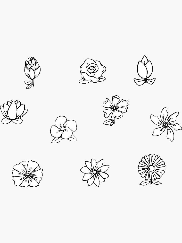 Flower Pack 2.0 by brielleg