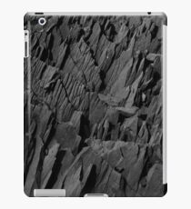 Black Rocks - Nature Elements iPad Case/Skin