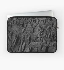 Black Rocks - Nature Elements Laptop Sleeve
