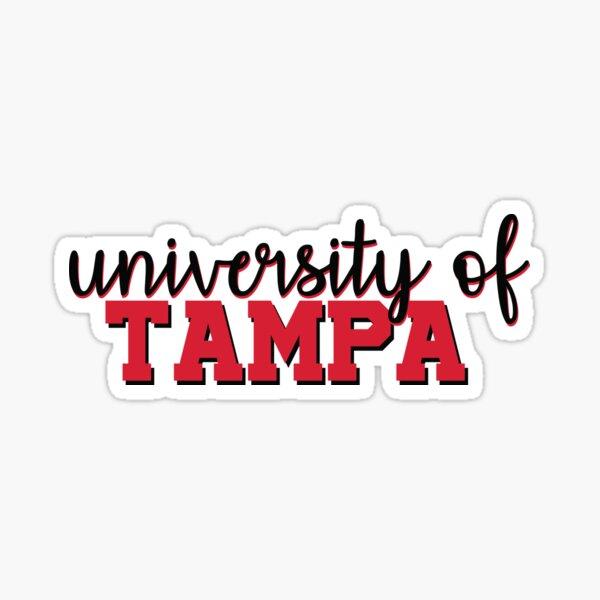 University of Tampa Sticker