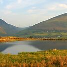 Tewet Tarn - Morning Light by mikebov
