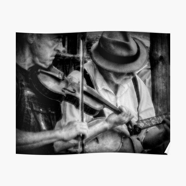Bluegrass Players Poster
