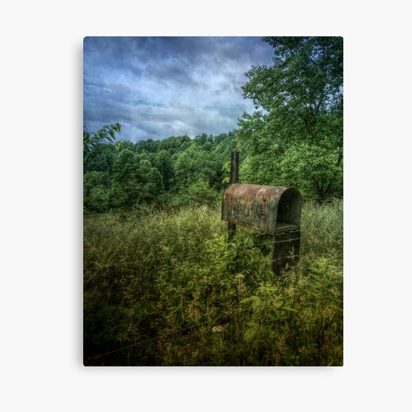 Hopelessly Waiting Canvas Print