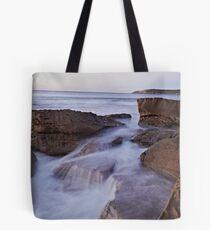 Silky Rock Tote Bag