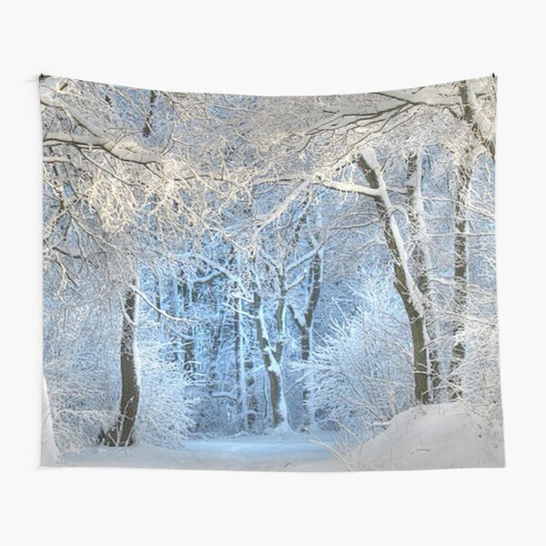 Another Winter Wonderland Tapestry