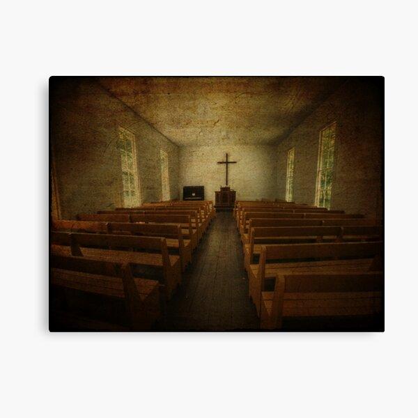 Long Walk to Salvation Canvas Print