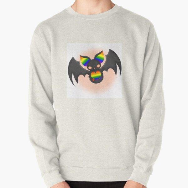 LGBT Batty Pullover Sweatshirt
