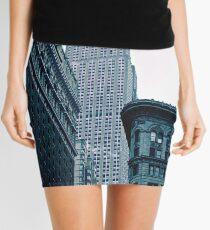 Empire State Building Mini Skirt