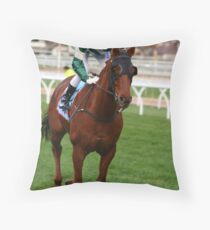 Haddle McDaddle Throw Pillow