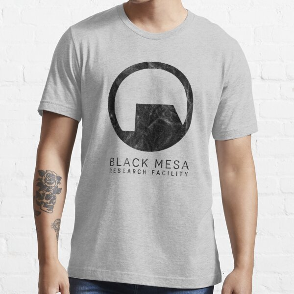 Black Mesa Research Facility Logo inspired by Half Life Essential T-Shirt