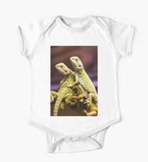 Lizards in Love Kids Clothes