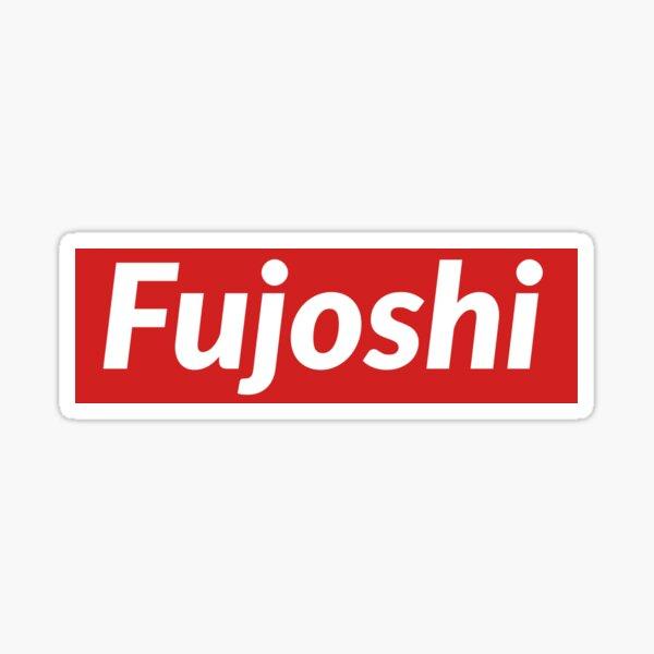 Fujoshi Pegatina