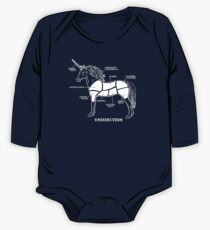 UNISSECTION Long Sleeve Baby One-Piece