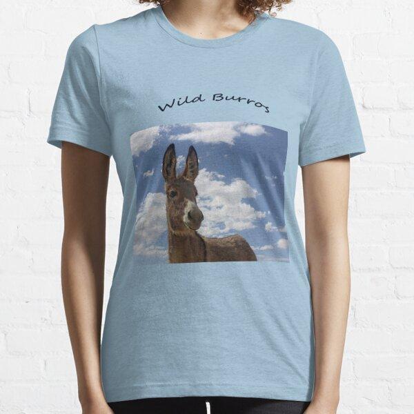 Wild Burros Essential T-Shirt