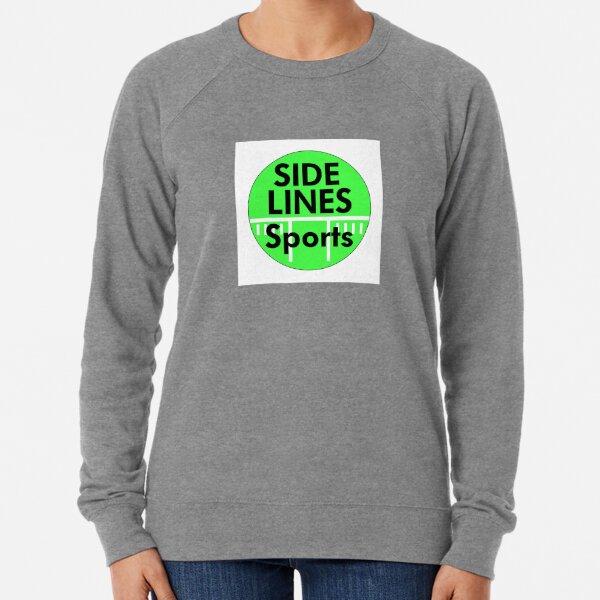 Sidelines Sports Network logo  Lightweight Sweatshirt