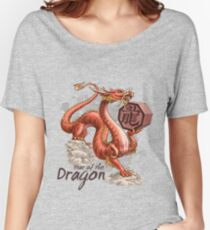 Year of the Dragon Women's Relaxed Fit T-Shirt
