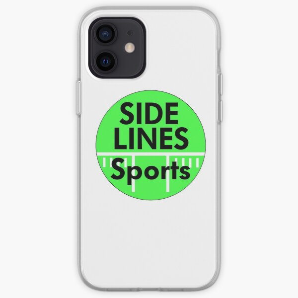Sidelines Sports Network logo  iPhone Soft Case