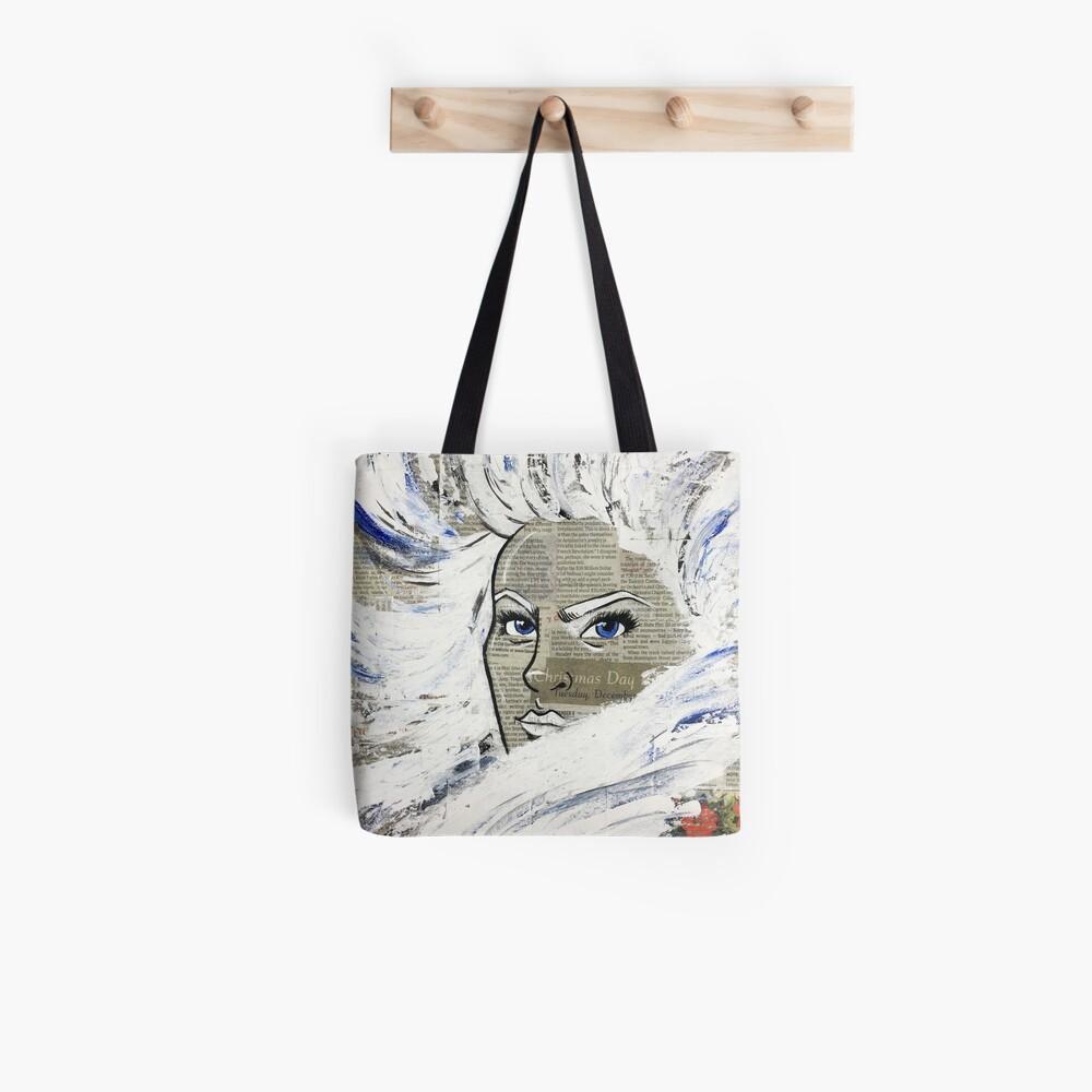 Snow Queen | Acrylic Art Print Tote Bag