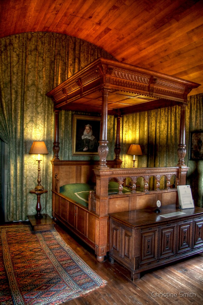 Quot The Queen S Room Falkland Palace Quot By Christine Smith