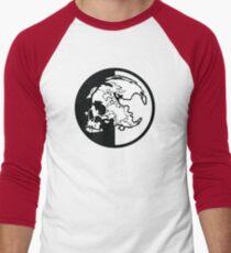 Metal Gear Solid - MSF, Textless Men's Baseball ¾ T-Shirt