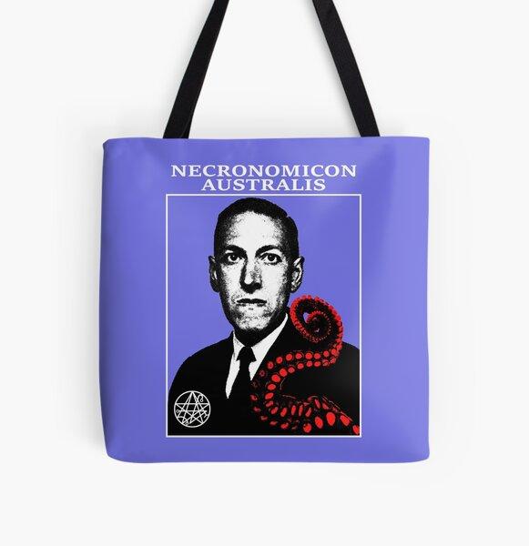 Necronomicon Australis All Over Print Tote Bag