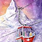 Matterhorn Authentic by Goodaboom