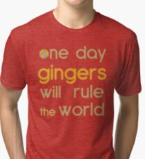 One day gingers will rule Vintage T-Shirt