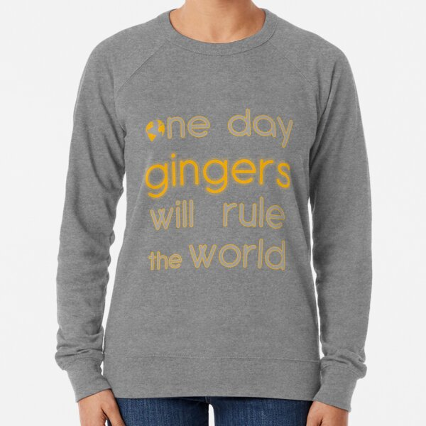 TEAM GINGE GINGER HAIR FUNNY ADULTS HOODIE ALL SIZES /& COLOURS