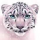 Snow Leopard by Tami Wicinas