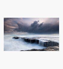 Fishermans Rock  Photographic Print