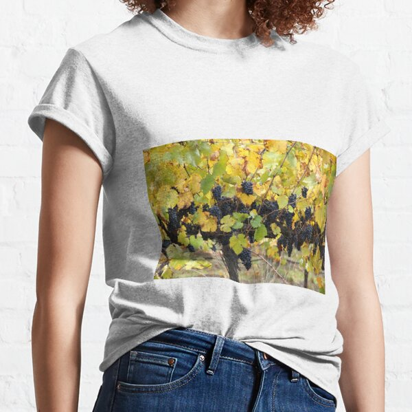 Fruity - Magpie Springs - Adelaide Hills Wine Region - Fleurieu Peninsula by South Australian artist Avril Thomas Classic T-Shirt