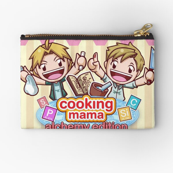 Cooking Mama - Alchemy Edition Zipper Pouch