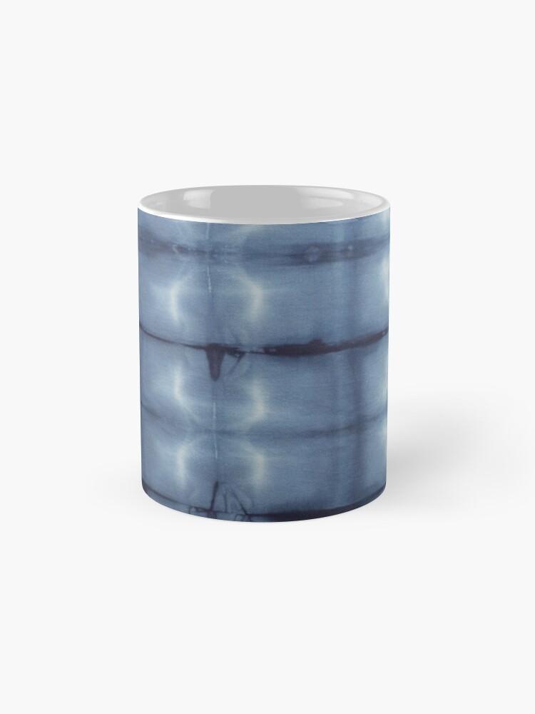 Alternate view of SKU546 Shibori Style - Blue Denim 2 Mug