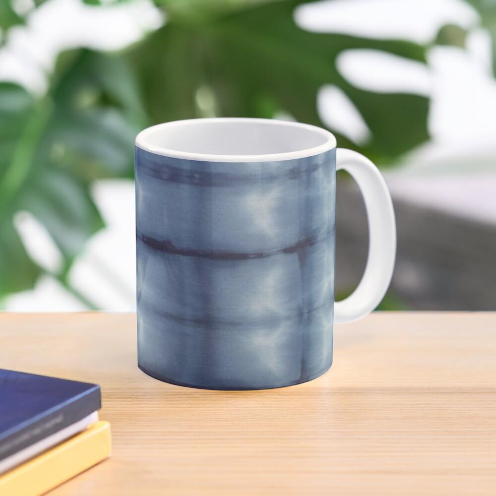 SKU546 Shibori Style - Blue Denim 2 Mug