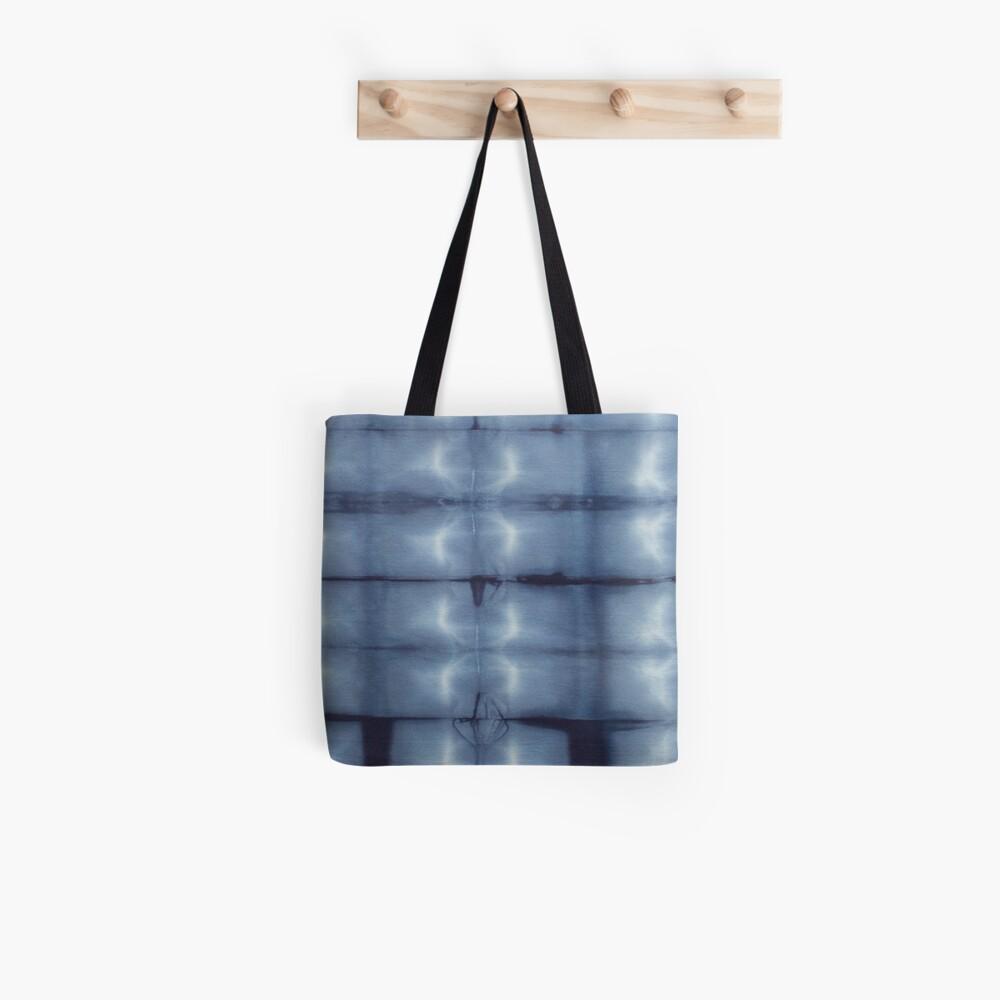 SKU546 Shibori Style - Blue Denim 2 Tote Bag