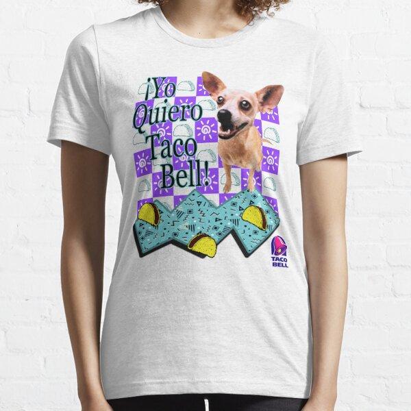 Yo Quiero Taco Bell! Essential T-Shirt