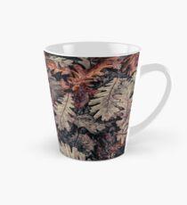 Dried Autumn Leaves - HD Nature Tall Mug