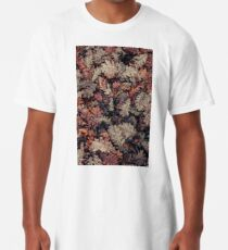 Dried Autumn Leaves - HD Nature Long T-Shirt