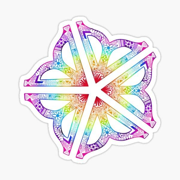 Roc Pride Sticker