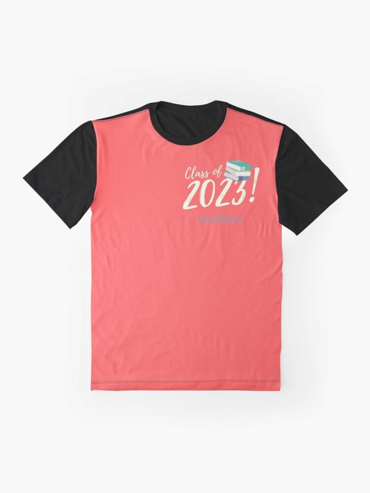 Alternate view of Class of 2023   Zero (23ro) Patience Graphic T-Shirt