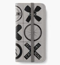 HIP TAC TOE iPhone Wallet/Case/Skin