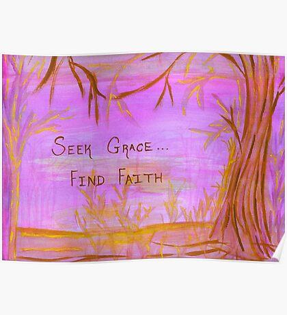 Seek Grace Poster
