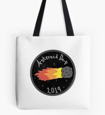 Asteroid Day 2019 Tote Bag