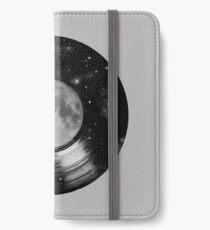 Vinilo o funda para iPhone Galaxy Tunes