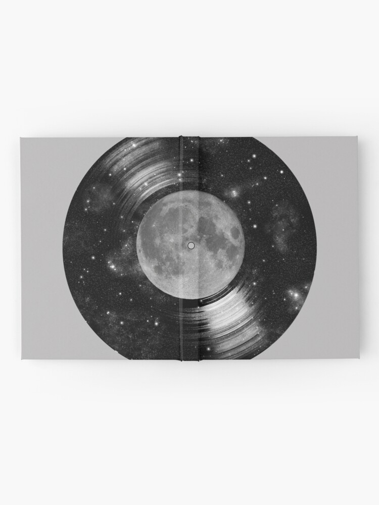 Alternate view of Galaxy Tunes Hardcover Journal