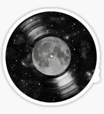Galaxy Tunes Sticker