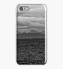 Eigg, Rum, Sea and Sky iPhone Case/Skin