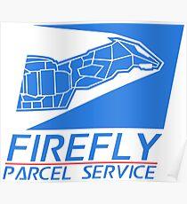Firefly Parcel Service Poster