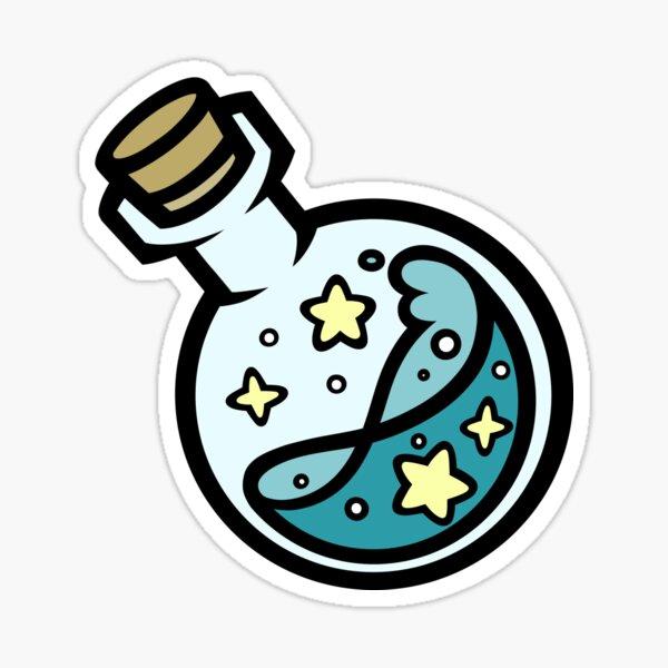 Star Serum Sticker