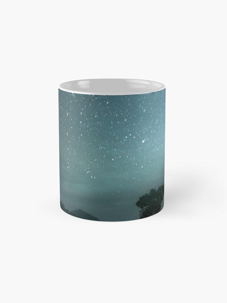 Alternate view of Geminid Meteor Shower - Grampians Mugs